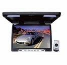 "17"" Wide Screen TFT LCD Roof Mount Video Monitor w/IR Transmitter"