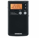 Sangean Portable AM/FM Pocket Radio