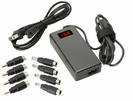 Universal Laptop Power Supply w/USB 4.2-24 VDC 70 Watts