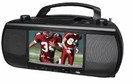 "7"" Portable LCD DVD/CD player"