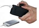 Phone Hand Crank Back-Up Power USB Battery Charger