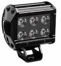 "6 LED 1400 Lumens 4"" Rectangular Driving Light"