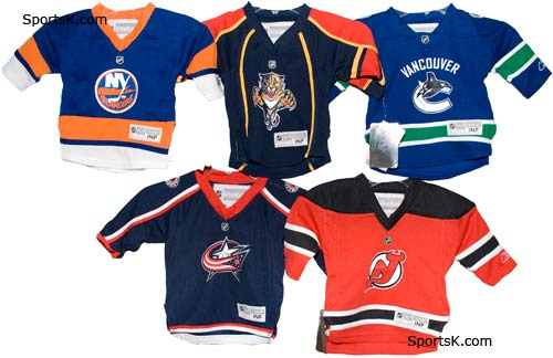 Customized Infant NHL Jerseys 8178ee0feb9