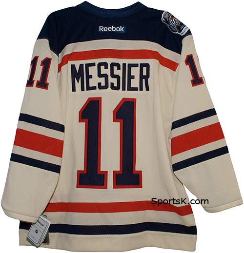 detailed look 8a7b6 c8478 Messier New York Rangers Winter Classic Jersey (In Stock ...