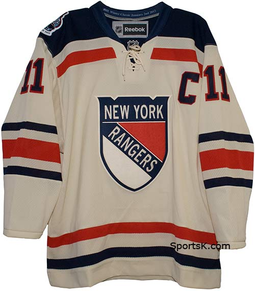 detailed look 0f307 36f50 Messier New York Rangers Winter Classic Jersey (In Stock ...