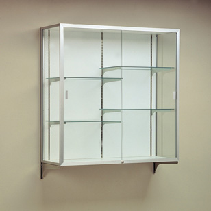 Waddell Champion 2040 4 Wall Mounted Display Case Trophy