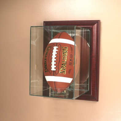 82580b91 Football display cases and holders - Upright