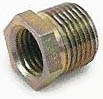 "High Pressure Steel Bushing<br>3/8"" M x 1/4"" F<br>Free Ground Shipping"