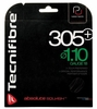 Tecnifibre 305 + PLUS Squash String, 18g, SET