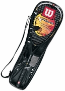<br><br>For $5 more buy a gift set with this racquet!