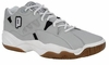 last few - Prince NFS Indoor II Court Men's Shoes, Gray / White, SIZE 13
