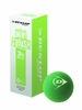 Dunlop Competition Mini Ball, 3-pack, Green