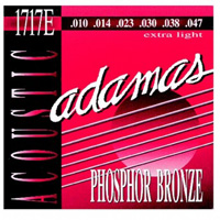 Adamas Composite Gauge Phosphor Bronze Acoustic Guitar Strings