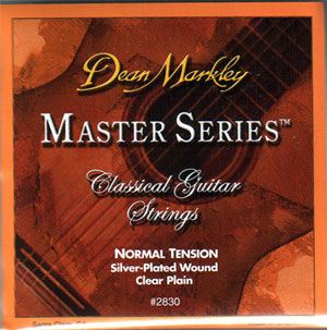 Dean Markley Master Series Classical Guitar Strings