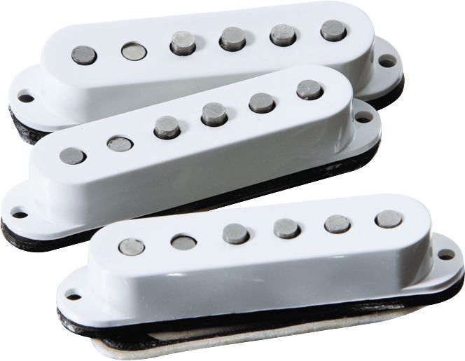 Fender Custom Shop Texas Special Strat Pickups - Set of 3