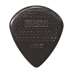 Dunlop Nylon Max Grip Jazz III Guitar Picks