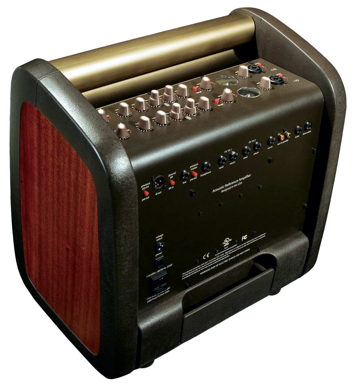 LR Baggs Acoustic Reference Amplifier