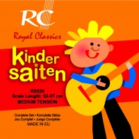 Royal Classics KinderSaiten Classical Strings Medium Tension