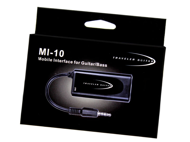 Traveler Guitar MI-10 Mobile Interface