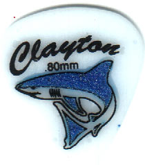 Clayton Shark Picks -  2 for $1.00
