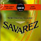 Savarez 540CR New Cristal Classical Guitar Strings - Normal Tension