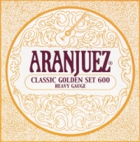 Aranjuez Classic Gold Set 600 Classical Guitar Strings