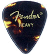 Fender Classic Celluloid Picks - Shell