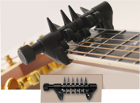 Creative Tunings Spider Capo