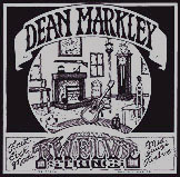 Dean Markley Vintage 12 Twelve String Bronze Acoustic Guitar Strings Light .009/.009-.046/.024
