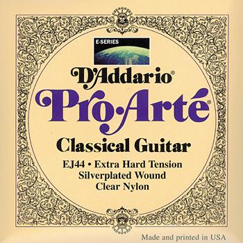 D'Addario EJ Pro Arte Nylon Classical Guitar Strings