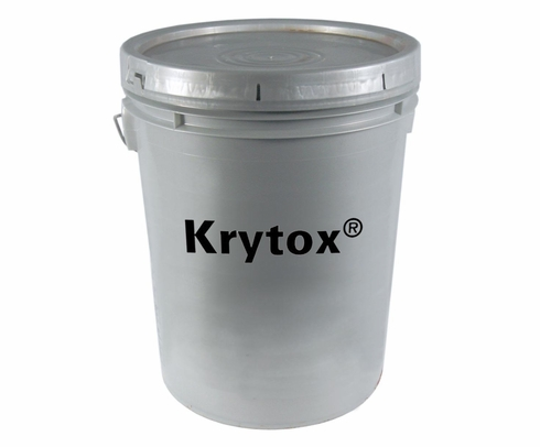 Chemours™ Krytox™ GPL 201 White PTFE Thickened Standard General-Purpose Grease - 20 Kg Pail