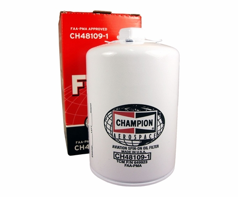 Champion Aerospace CH48109-1 Aircraft Oil Filter