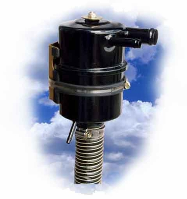 Airwolf AFC-W333-A Air/Oil Separator Kit - Cessna 206H (Non Turbo Charged)