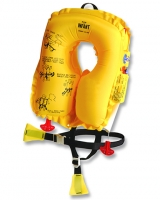 EAM Worldwide P0640-113 Yellow N-V20L8 Infant Aircraft Life Vest