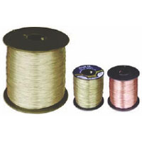 "Malin 11-0179-001S Copper 0.0179"" #25 Breakaway Wire (1 lb Roll)"