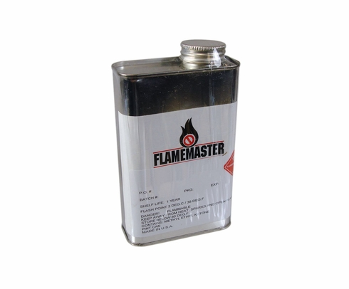 Flamemaster CS 3201 B-2 Black Integral Fuel Tank & Cabin Sealant - Quart Kit