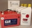 Gill G-242 Aircraft Battery with Acid