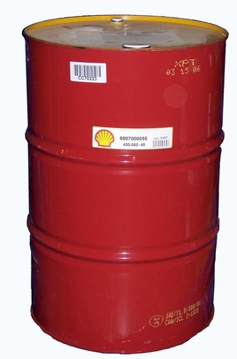 AeroShell Oil 100 SAE Grade 50 Straight Mineral Aircraft Oil - 55 Gallon Drum