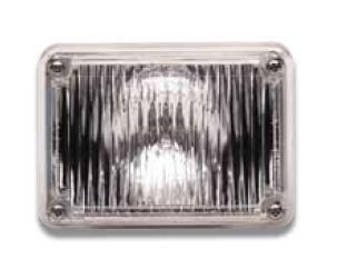 WHELEN® 01-0770346-04 Model 7034604 14-Volt Recognition Light with Clear Optic Lens