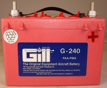 Gill G-240 Aircraft Battery