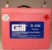 Gill G-246 Aircraft Battery
