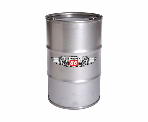 Phillips 66� X/C� Aviation SAE 20W-50 Multi-Grade Piston Engine Aircraft Oil - 55 Gallon (208 Liter) Drum
