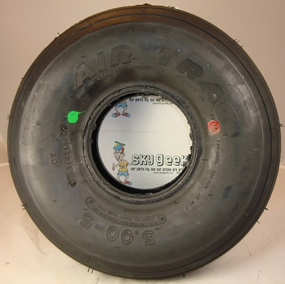 Specialty Tires of America AA1D2 McCreary Air Trac 5.00-5 4-Ply Aircraft Tire