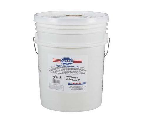 SuperDri AFPSM Aviation Smoke Oil - 5 Gallon Pail