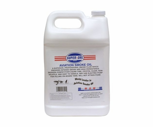 SuperDri AFGSM Aviation Smoke Oil - Gallon Jug