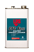 LPS� 03101 CFC Free Electro Clear Fast Evaporating Contact Cleaner - Gallon Steel Can
