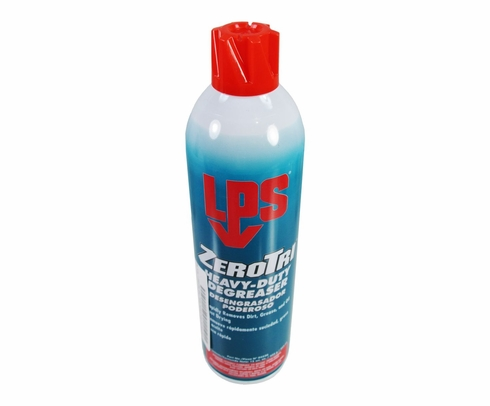 LPS� 03520 ZeroTri Clear Heavy-Duty Degreaser - 15 oz Aerosol Can