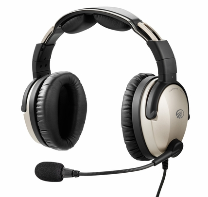 Lightspeed 4017 Zulu.2 ANR Headset ( Single Helo U-174 Plug)