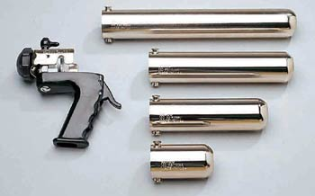 PPG Semco 250000 Model 250-A Pneumatic Sealant Gun without Retainer