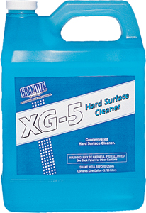 GRANITIZE� Aviation XG5-G Aviation Hard Surface Cleaner Concentrate - 3.8 Liter (Gallon) Jug